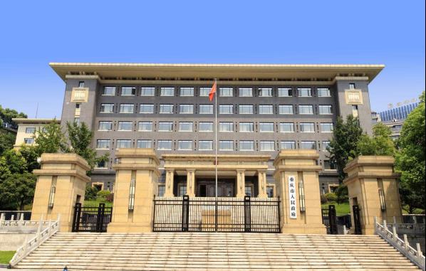 重庆人民政府消防工程案例