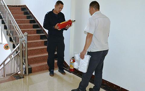申報消防安全檢查需要提交什么資料以及需要注意什么?